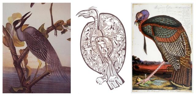 John James Audubon + Martin Morububuna + Walton Ford