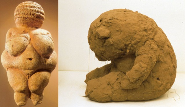 Venus of Willendorf + Kathryn Spence