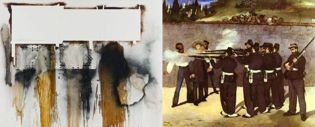 Elizabeth Neel + Édouard Manet