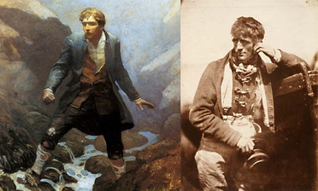 N.C. Wyeth + David Octavius Hill & Robert Adamson