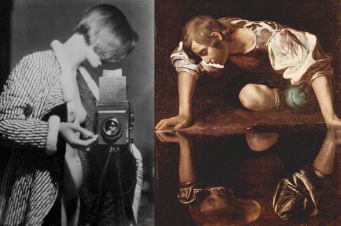 Marianne Breslauer + Michelangelo Merisi da Caravaggio