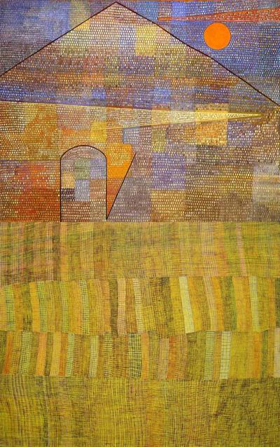 Paul Klee + Regina Wilson