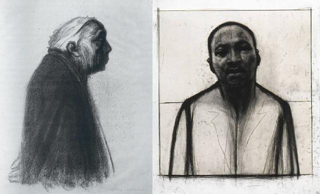 Käthe Kollwitz + John Wilson