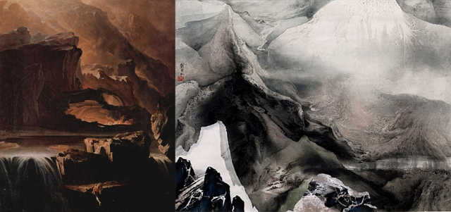 John Martin + Liu Kuo-sung = views