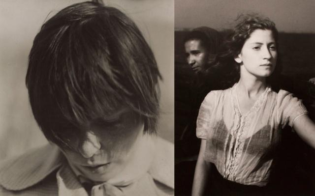 Lucia Moholy + Édouard Boubat