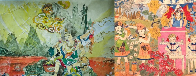 Howie Tsui + Henry Darger