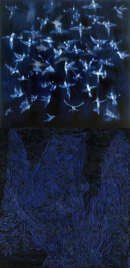 Ross Blackner + Paul Klee