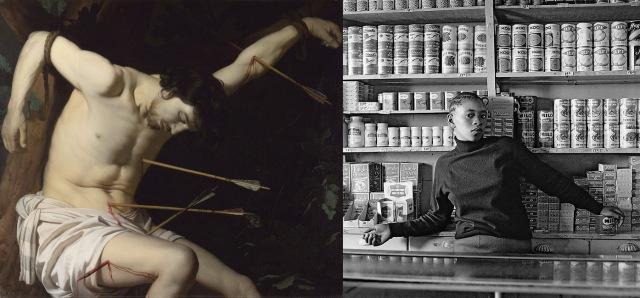 Gerrit Van Honthorst + David Goldblatt