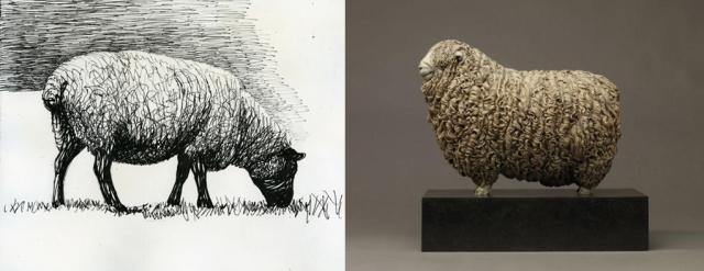Henry Moore + Nick Bibby