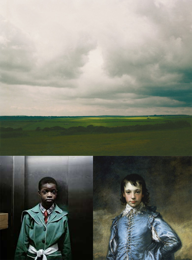Richard Billingham + Thomas Gainsborough + Mikhael Subotsky/Patrick Waterhouse