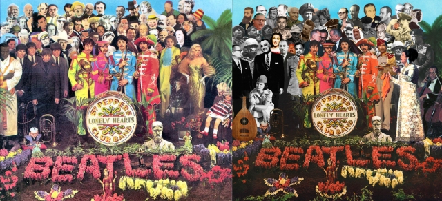 Jann Haworth and Peter Blake + Michael Rakowitz