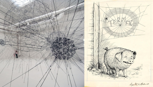 Tomás Saraceno + Garth Williams
