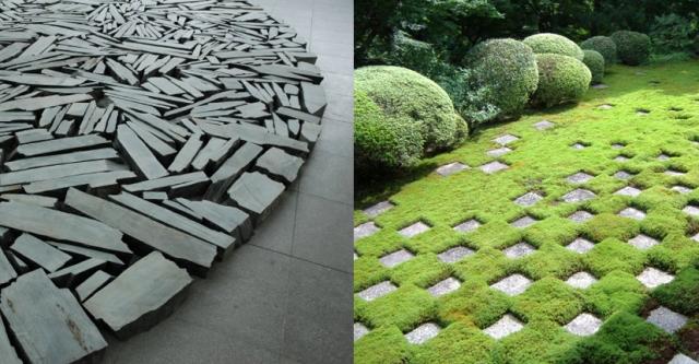 Richard Long + Mirei Shigemori