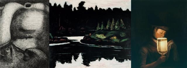 Henry Moore + Marsden Hartley + Henry Robert Morland