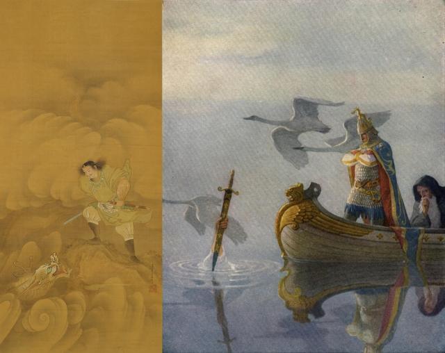 Kimura Ritsugaku + N. C. Wyeth