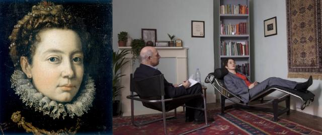 Sofonisba Anguissola + Carey Young