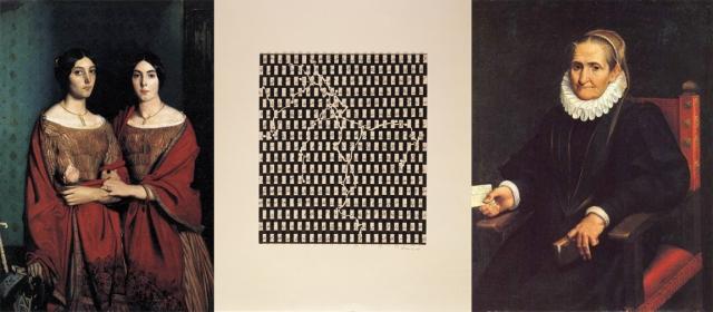 Théodore Chassériau + Zarina Hashmi + Sofonisba Anguissola