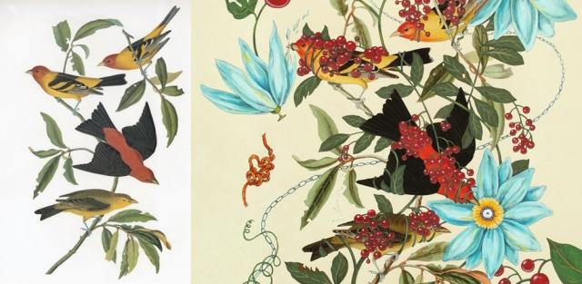 John James Audubon + Penelope Gottlieb