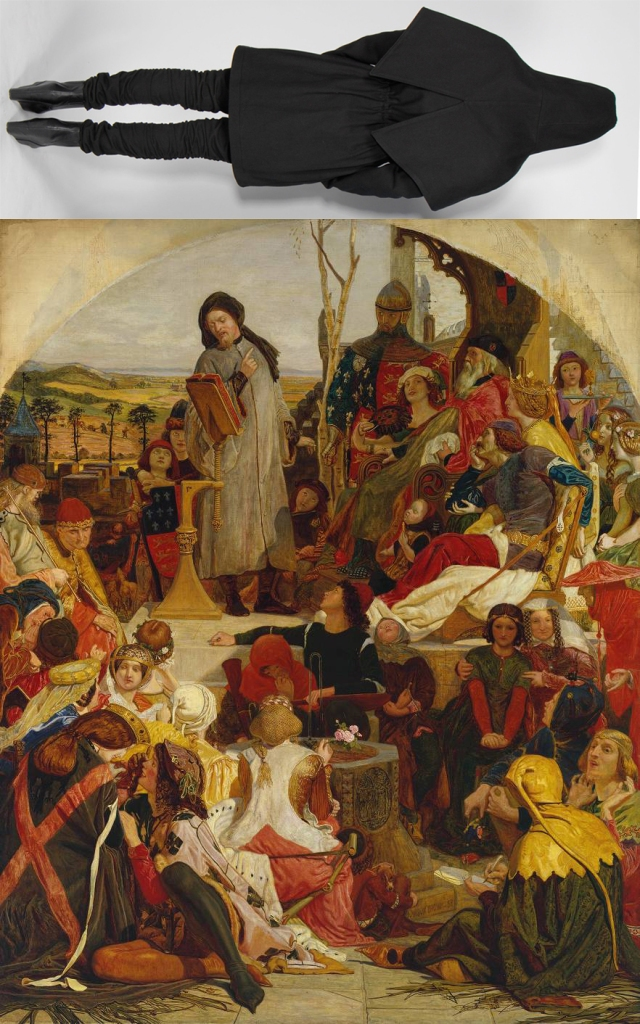 Sang Dinh + Ford Madox Brown