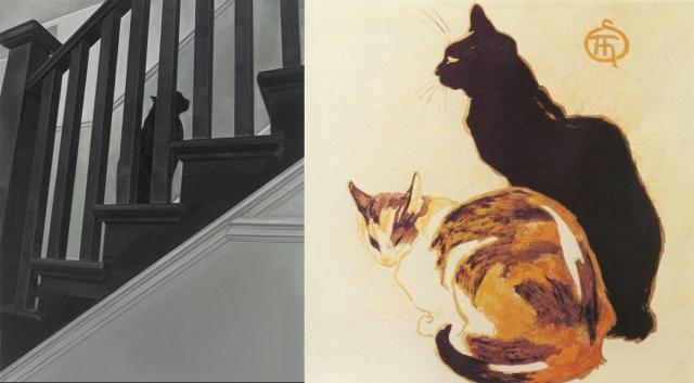Gillian Carnegie + Théophile Alexandre Steinlen