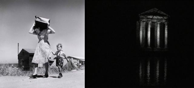 Robert Capa + Jaki Irvine