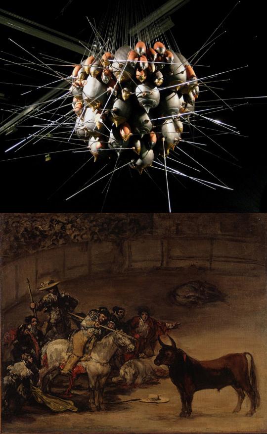 Simone Leigh + Goya
