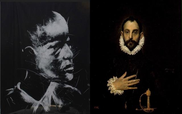 Nelson Makamo + El Greco
