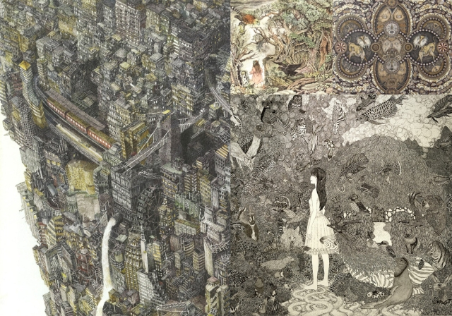 Ikeda Manabu + Maurice Sendak + Joël Lorand + Etsuko Fukaya