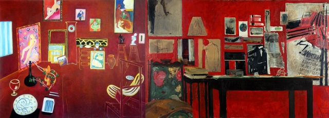 Matisse + Raymond Saunders