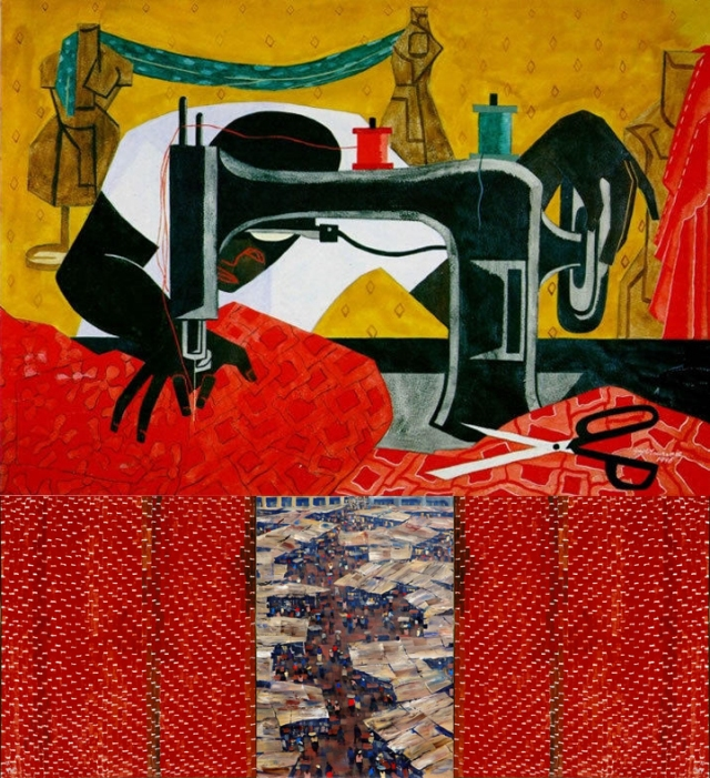 Jacob Lawrence + Alma Woodsey Thomas + Ato Delaquis
