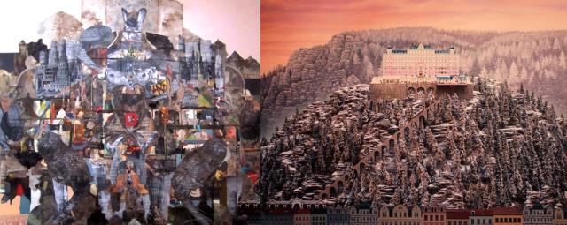 Mara O'Day + Wes Anderson