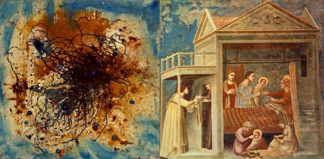 Wols (Alfred Otto Wolfgang Schulze) + Giotto di Bondone