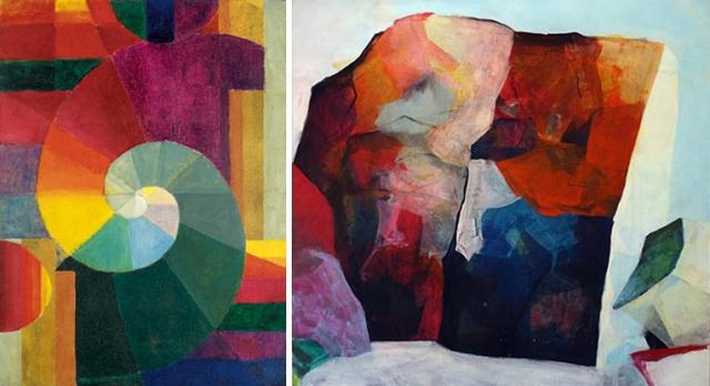 Johannes Itten + Mary Weatherford