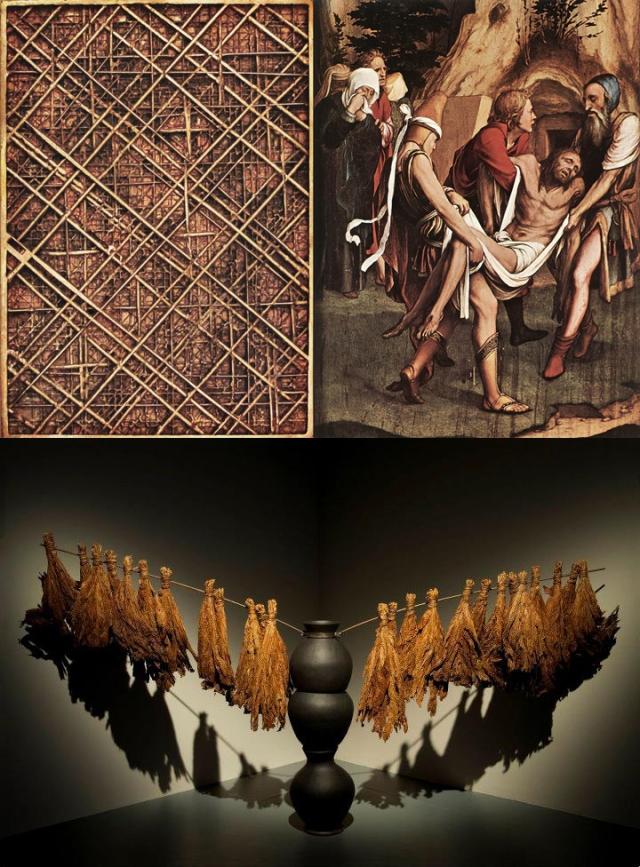Reza Khodadadi + Hans Holbein + Simone Leigh