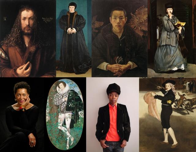 portraits more