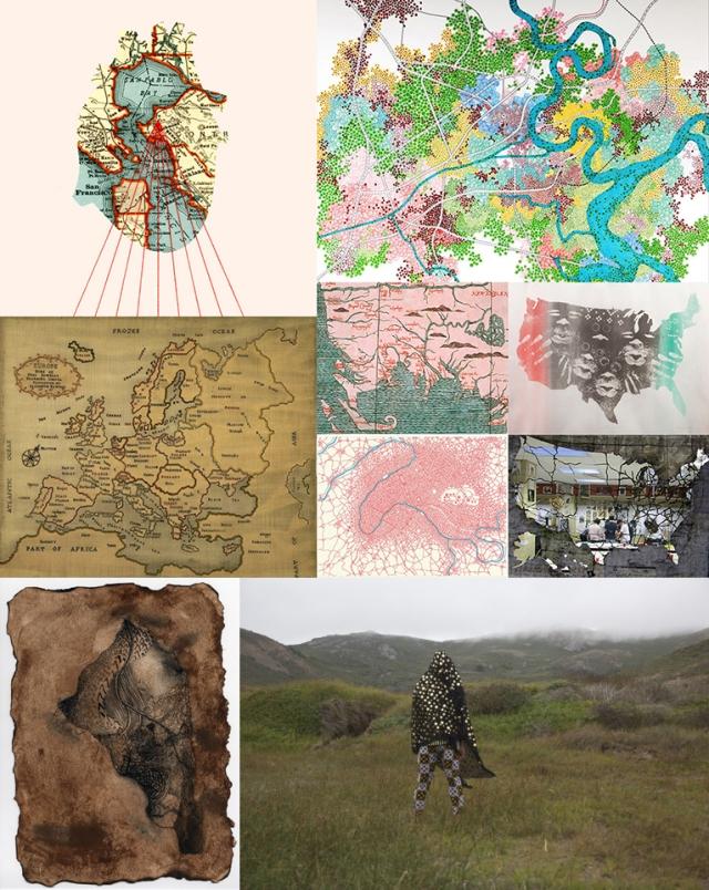 maps & their gaps